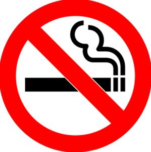 no smoking - Sign & Notices
