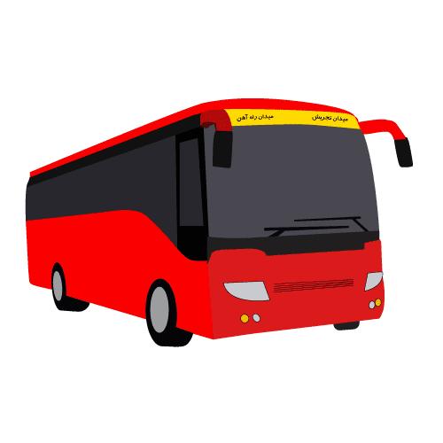 Bus-in-Farsi