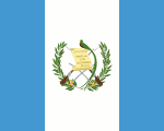 flag of Guatemala 150x120 - Nations, Nationalities and Languages in Farsi A-H